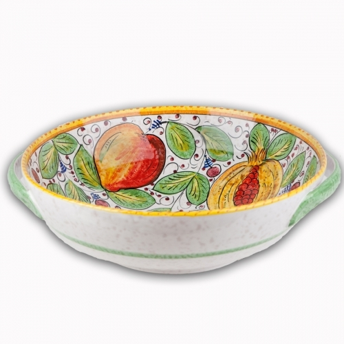 Frutta Mista Large Bowl with Handles