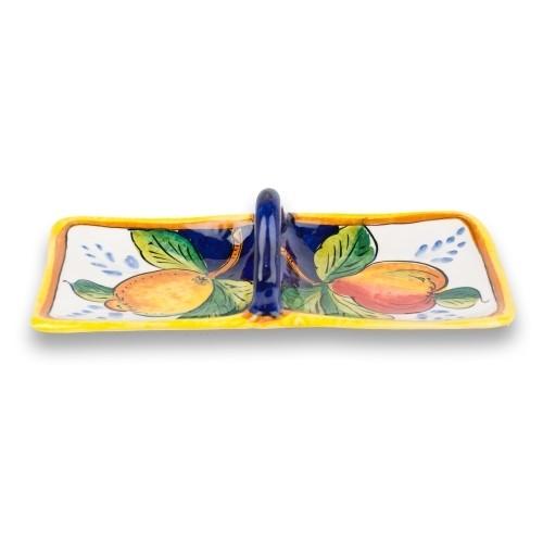 Frutta 2 Part Antipasto Tray with Handles