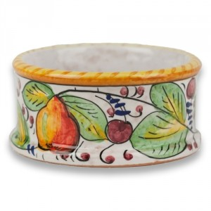 Frutta Mista Wine Bottle Coaster