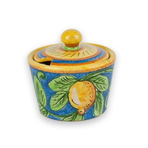 Limone Sugar bowl