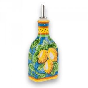 Limone Oil Bottle with Pourer
