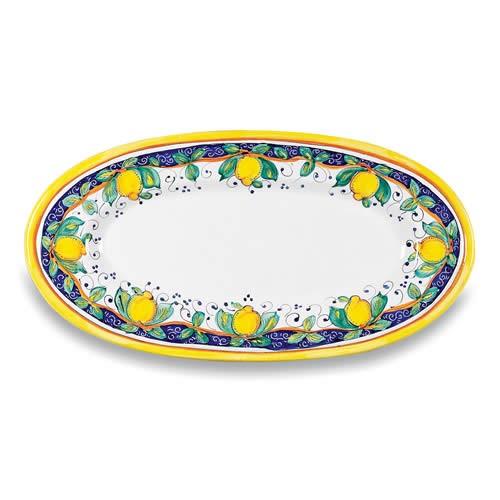 Alcantara Large Oval Platter