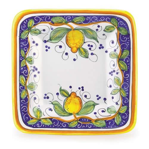 Alcantara Square Plate