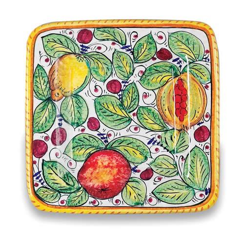 Frutta Mista Square Plate