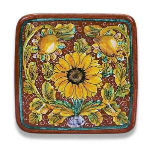 Girasole Square Platter