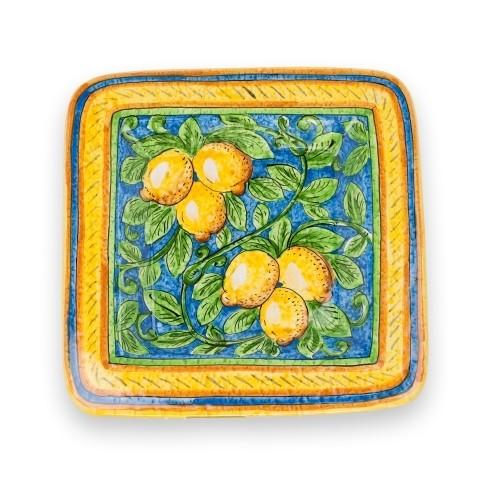 Limone Square Platter