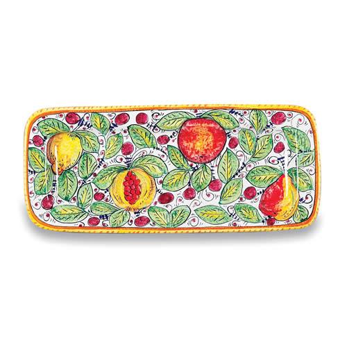 Frutta Mista Rectangular Platter