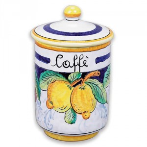 "Frutta ""Caffe"" Canister"