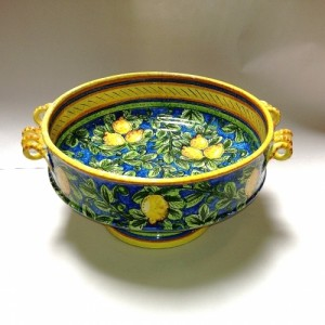Limone Footed Bowl