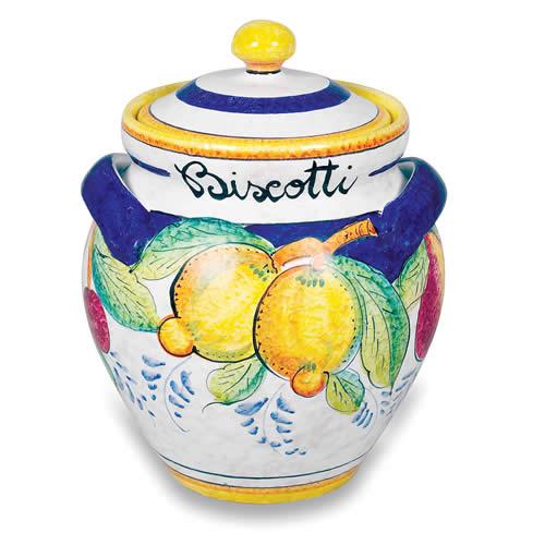 Frutta Biscotti Jar
