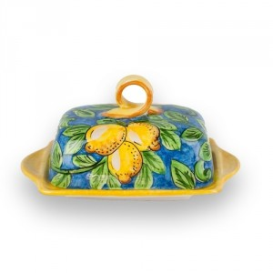 Limone Butter Dish
