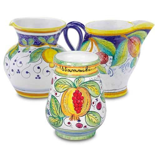 Umbria  sc 1 th 225 & Italian Pottery : Italian Ceramics : Italian Pottery Outlet