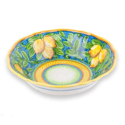 Limone Fluted Bowl
