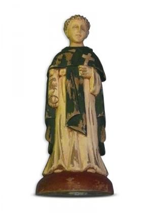 St. Martin Wooden Saint