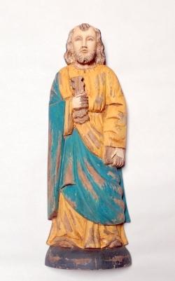 St Peter Wooden Saint