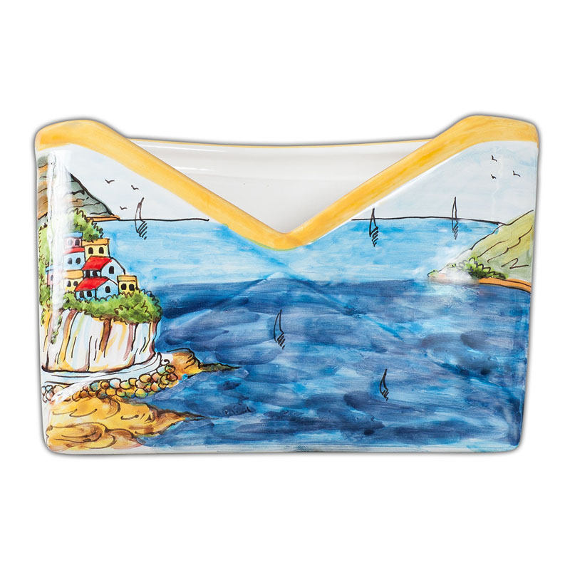 Cinque Terre Envelope Italian Pottery Outlet