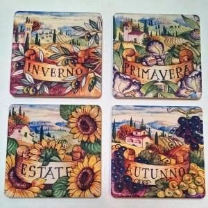 Four Seasons Coasters