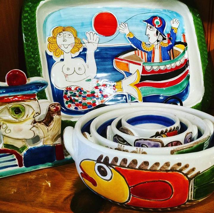 Susanna DeSimone - Italian Pottery Outlet