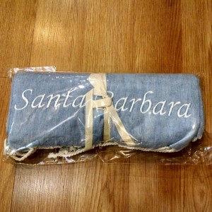 Santa Barbara Towels from Italian Pottery Outlet