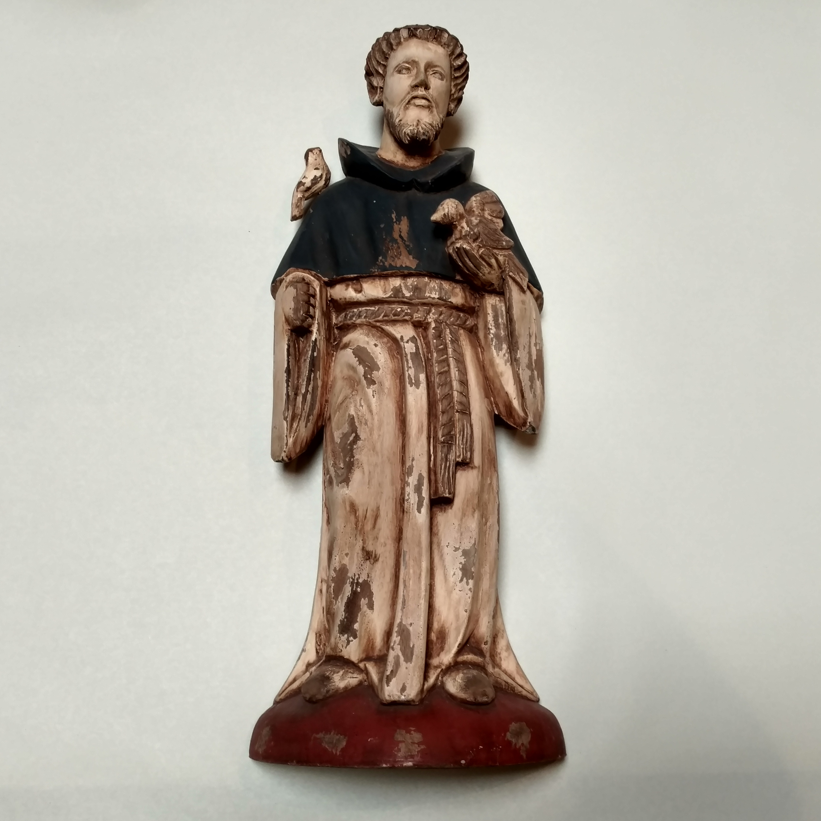 Large St Francis Wooden Statue