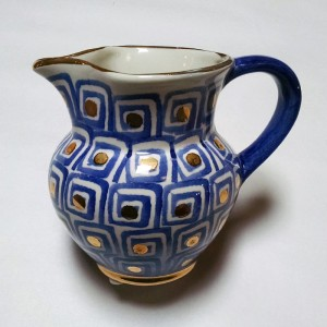 Labarinto Creamer - Italian Pottery Outlet