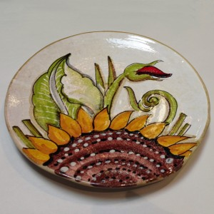 Audrey Dinner Plate - Italian Pottery Outlet
