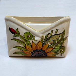 Audrey Ceramic Envelope - Italian Pottery Outlet