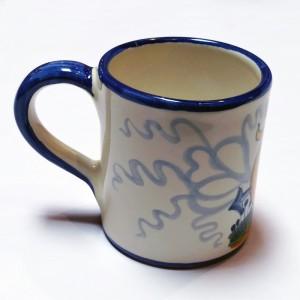 Toscana Cuore Mug - Italian Pottery Outlet