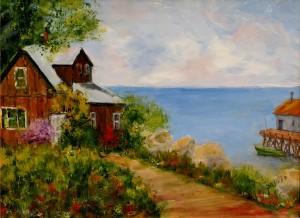 Original Oil Paintings by Ben Spalluto