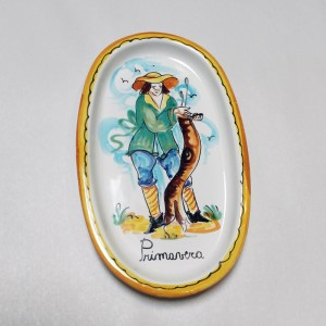 Primavera Plaque from Italian Pottery Outlet