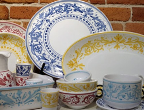 Microwave and Oven Safe Italian Ceramics – Finally!