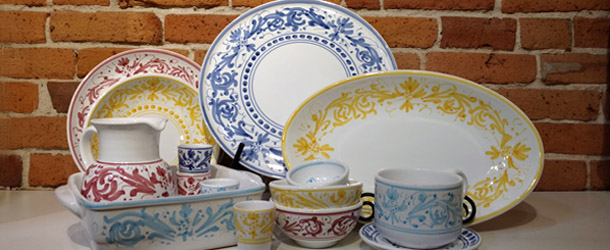 View Larger Image & Microwave and Oven Safe Italian Ceramics - Finally! - Italian ...